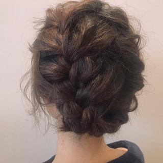 高木沙耶加さんのヘアスナップ