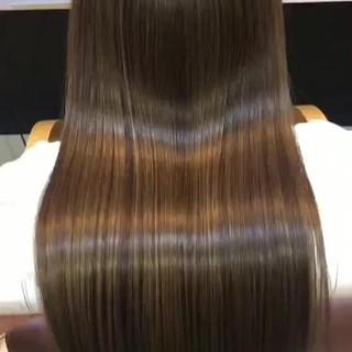 美髪 トリートメント 髪の病院 頭皮ケア ヘアスタイルや髪型の写真・画像