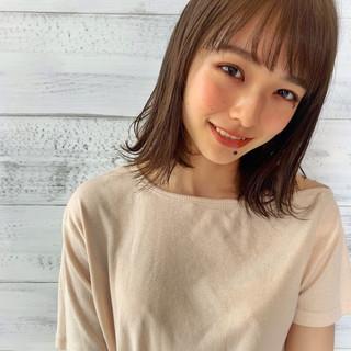 小顔ヘア 外人風パーマ 韓国風ヘアー パーマ ヘアスタイルや髪型の写真・画像