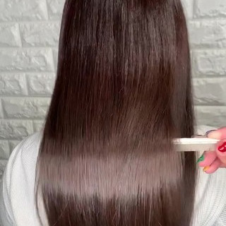 髪質改善 サイエンスアクア 美髪 オフィス ヘアスタイルや髪型の写真・画像 ヘアスタイルや髪型の写真・画像