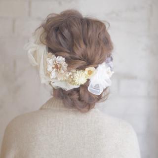 【花冠】を飾って自分史上いちばんのかわいいスタイルを作りたいの♡