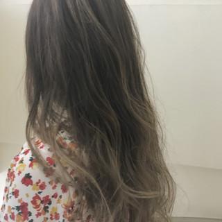 エレガント デート ハロウィン ロング ヘアスタイルや髪型の写真・画像