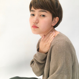 表参道NORA hair salon YUKAさんのヘアスナップ