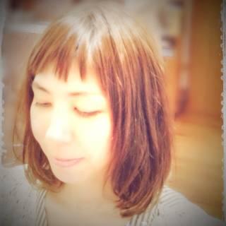 ショートバング ボブ 外国人風 大人かわいい ヘアスタイルや髪型の写真・画像