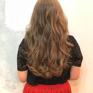 イルミナカラー 暗髪 外国人風カラー ナチュラル ヘアスタイルや髪型の写真・画像 ヘアスタイルや髪型の写真・画像