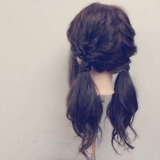 モテ髪 ショート 愛され くるりんぱ ヘアスタイルや髪型の写真・画像