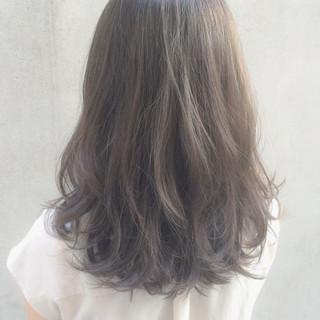 ハイライト ボブ グラデーションカラー 外国人風カラー ヘアスタイルや髪型の写真・画像