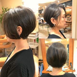 簡単ヘアアレンジ ナチュラル 大人かわいい アイロンワーク ヘアスタイルや髪型の写真・画像