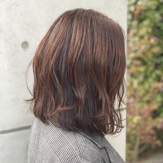 アウトドア ヘアアレンジ 愛され アンニュイ ヘアスタイルや髪型の写真・画像