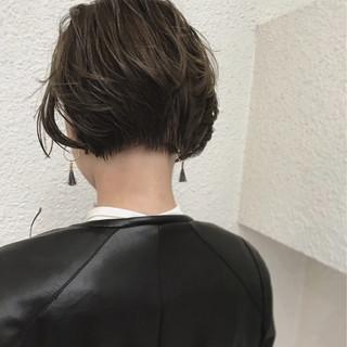 デート オフィス 外国人風 ナチュラル ヘアスタイルや髪型の写真・画像