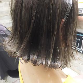 アンニュイ 外国人風 ストリート ハイライト ヘアスタイルや髪型の写真・画像