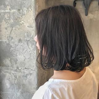 アンニュイ 女子会 ボブ オフィス ヘアスタイルや髪型の写真・画像