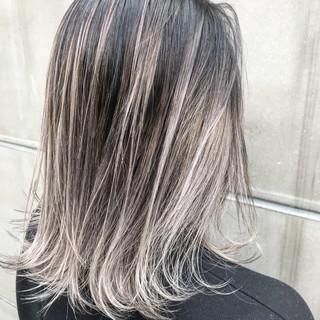 ミディアム ヘアアレンジ 簡単ヘアアレンジ ストリート ヘアスタイルや髪型の写真・画像 ヘアスタイルや髪型の写真・画像