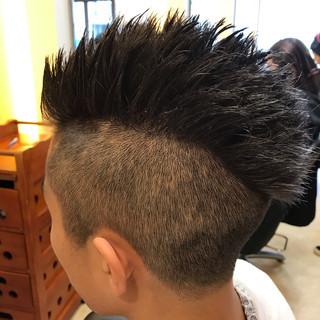 ストリート デート オフィス スポーツ ヘアスタイルや髪型の写真・画像