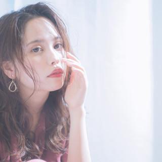 エレガント 上品 秋 女子力 ヘアスタイルや髪型の写真・画像