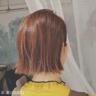 モテ髪 デート モード グラデーションカラー ヘアスタイルや髪型の写真・画像