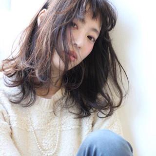大人かわいい ゆるふわ フェミニン ガーリー ヘアスタイルや髪型の写真・画像