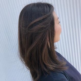 メンズ ショート 簡単ヘアアレンジ セミロング ヘアスタイルや髪型の写真・画像