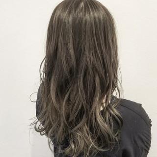 透明感 ナチュラル 外国人風 グラデーションカラー ヘアスタイルや髪型の写真・画像