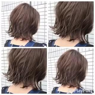 オフィス デート ラフ 抜け感 ヘアスタイルや髪型の写真・画像