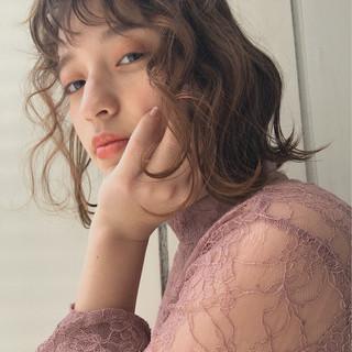 ガーリー 大人かわいい 外国人風 デート ヘアスタイルや髪型の写真・画像