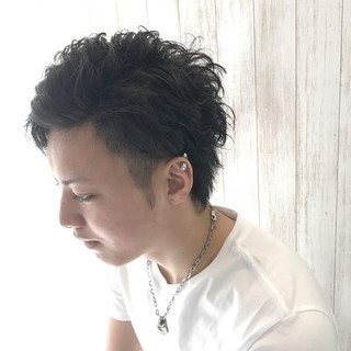 メンズショート メンズヘア ナチュラル メンズスタイル ヘアスタイルや髪型の写真・画像