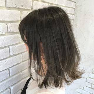 ボブ 色気 外国人風 暗髪 ヘアスタイルや髪型の写真・画像