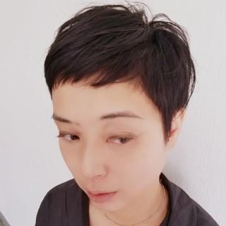 上品 エレガント ショート ナチュラル ヘアスタイルや髪型の写真・画像 ヘアスタイルや髪型の写真・画像