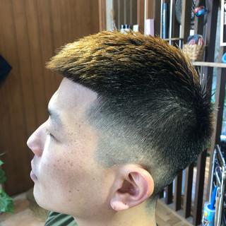 メンズカット メンズヘア メンズマッシュ メンズカラー ヘアスタイルや髪型の写真・画像