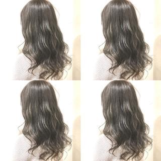 セミロング こなれ感 大人女子 大人かわいい ヘアスタイルや髪型の写真・画像