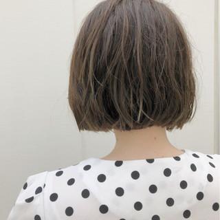 アンニュイ ナチュラル パーマ ウェーブ ヘアスタイルや髪型の写真・画像