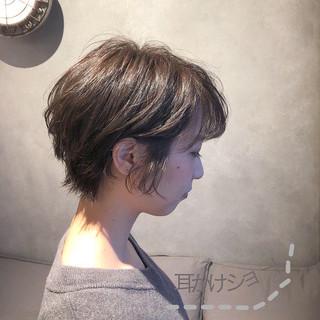 ナチュラル デート パーマ ヘアアレンジ ヘアスタイルや髪型の写真・画像