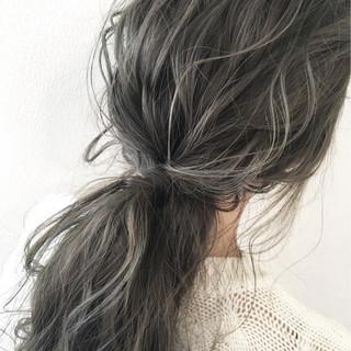 簡単ヘアアレンジ ヘアアレンジ 秋 ナチュラル ヘアスタイルや髪型の写真・画像 ヘアスタイルや髪型の写真・画像