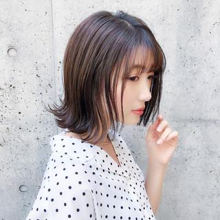 大人かわいい ボブ パーマ 大人女子 ヘアスタイルや髪型の写真・画像 ヘアスタイルや髪型の写真・画像