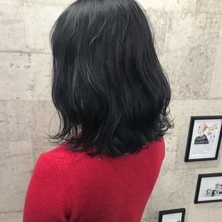 ボブ ハイトーン 外国人風カラー ダブルカラー ヘアスタイルや髪型の写真・画像