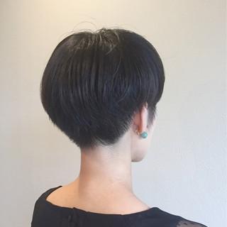 ショート 大人女子 ベリーショート ショートボブ ヘアスタイルや髪型の写真・画像 ヘアスタイルや髪型の写真・画像