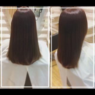 髪質改善 大人ヘアスタイル ロング 髪質改善トリートメント ヘアスタイルや髪型の写真・画像 ヘアスタイルや髪型の写真・画像