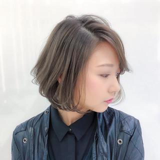 趙 英来さんのヘアスナップ