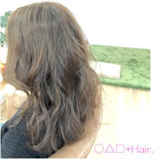 フェミニン ゆるふわ 大人かわいい 外国人風 ヘアスタイルや髪型の写真・画像