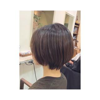 足達春香さんのヘアスナップ