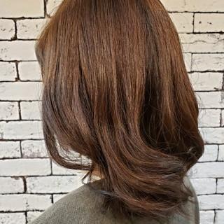 こなれ感 フェミニン 外国人風フェミニン くすみカラー ヘアスタイルや髪型の写真・画像