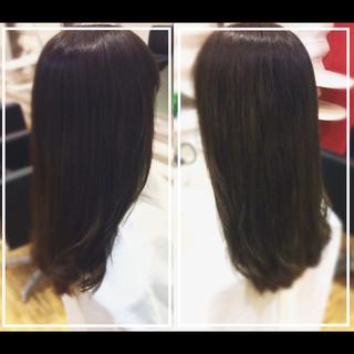 社会人の味方 髪質改善カラー パーマ 髪質改善トリートメント ヘアスタイルや髪型の写真・画像 ヘアスタイルや髪型の写真・画像