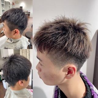 ショート 卒業式 ストリート 大学生 ヘアスタイルや髪型の写真・画像