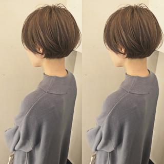 ショートボブ ベリーショート ショート ショートヘア ヘアスタイルや髪型の写真・画像