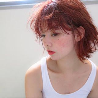 外国人風 色気 モード ストリート ヘアスタイルや髪型の写真・画像