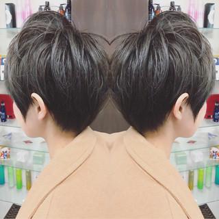 森井康貴さんのヘアスナップ