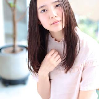 ナチュラル かわいい 女子会 大人かわいい ヘアスタイルや髪型の写真・画像