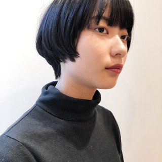 小松菜奈 ショートヘア ショートマッシュ 小顔ショート ヘアスタイルや髪型の写真・画像