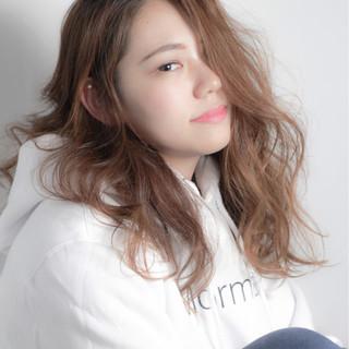 愛され モテ髪 大人かわいい 冬 ヘアスタイルや髪型の写真・画像