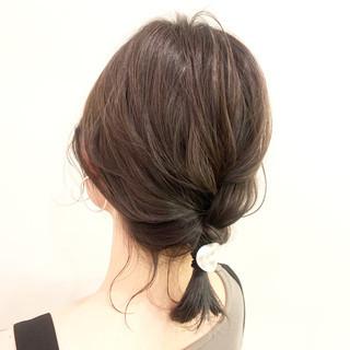 ヘアアレンジ 三つ編み デート 簡単ヘアアレンジ ヘアスタイルや髪型の写真・画像 ヘアスタイルや髪型の写真・画像